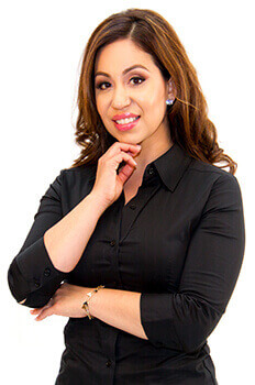 West U Dental Smiles office administrator Diana Cardona
